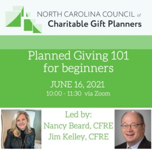 Planned Giving 101 for Beginners